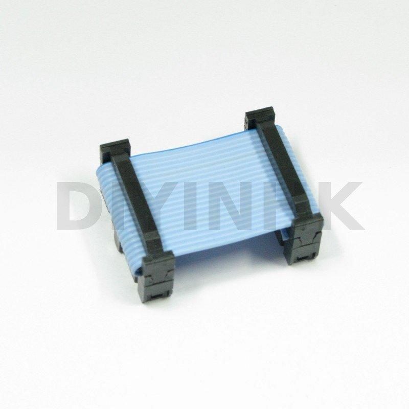 IDC Flat Cable 20pin 4cm, 10pin 10cm