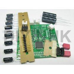 768kHz/32Bit AK4495SEQ DAC, I2S/DSD input