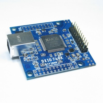 XMOS 768kHz DXD DSD512(DSD1024) high-quality USB to I2S/DSD PCB