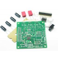 ES9018K2M XMOS DSD DXD 384kHz USB DAC with Bit-perfect volume control and SPDIF input