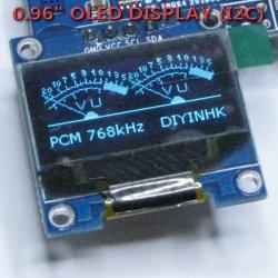 0.96 inch 128x64 pixel I2C OLED Panel