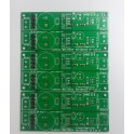 Reference Classic 7805 78M33 regulator PCB
