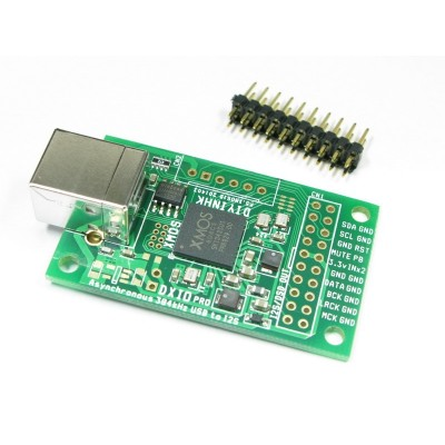 XMOS DSD DXD 384kHz high-quality USB to I2S/DSD PCB